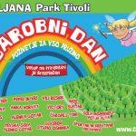GREMO NA Čarobni dan v Parku Tivoli nedelja, 2. 6. 2018, med 10. in 18. uro, v Parku Tivoli